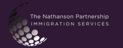 the nathanson partnership business logo