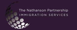 the nathanson partnership business logo